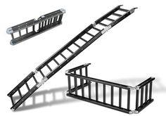Truck Accessory: ReadyRamp - Bed extender & loading ramp