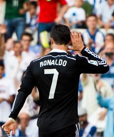 madridistaforever:  Ronaldo's stats after today's game against Espanyol | May 17, 2015- Ronaldo (7 hat-tricks) has scored more hat-tricks than any other player in La Liga this season.- Ronaldo is the 4th player to score a perfect hat-trick in La Liga 14/15. *perfect hat-trick means one with his left foot, one with his right foot and one with his head.- Ronaldo has scored 6 of the Real Madrid's last 8 goals (La Liga + UCL).- 44 goals, and 16 assists for Ronaldo in La Liga (14/15) only…