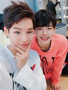 Heochan & Byungchan ~ My two favs ahh so cute kill me now