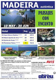 Maderia desde Sevilla, Málaga y  Coruña 01 May a 30 Jun ESPECIAL Hoteles en lugares con encanto ultimo minuto - http://zocotours.com/maderia-desde-sevilla-malaga-y-coruna-01-may-a-30-jun-especial-hoteles-en-lugares-con-encanto-ultimo-minuto/