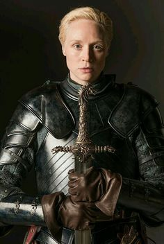 # Game of Thrones # Brienne von Tarth # Gwendoline Christie Arte Game Of Thrones, Game Of Thrones Fans, Game Of Thrones Brienne, Serie Got, Film Serie, Movies And Series, Hbo Series, Winter Is Here, Winter Is Coming