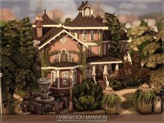 Sims 4 House Plans, Sims 4 House Building, Sims 4 House Design, Tiny House Design, The Sims 4 Lots, Casas The Sims 4, Sims Four, Sims 4 Build, Sims Community
