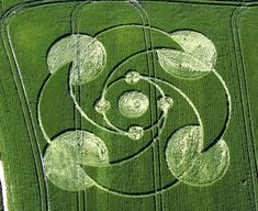 Crop Circle Season 2009 : June - YouPHORIA