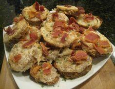 Strip House Potatoes Romanoff Recipe — Dishmaps
