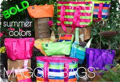 Fashionable and Functional Seatbelt Handbags - Maggie Bags: Bold Summer Colors  #MaggieBags #handbags #purses #fashion #ecofriendly #seatbelthandbags
