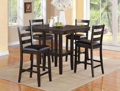 Tahoe Counter Height Dinette Set, $429.00