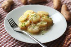 Vídeňský bramborový salát podle Cuketky