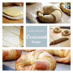 Want to try this French Croissant recipe? Well, it's quite possible that even if you live in France, you may not have yet tasted a true French croissant!