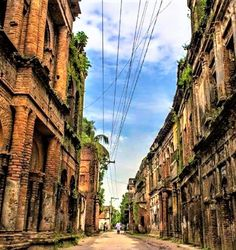 Panam, a ruined city of Sonargaon Archaeological Discoveries, Archaeological Site, Travel Around The World, Around The Worlds, Ruined City, Countries Of The World, Amazing Destinations, Historical Sites, Ancient History