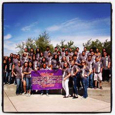 Brock Elliott Middle School's College & Career Day!