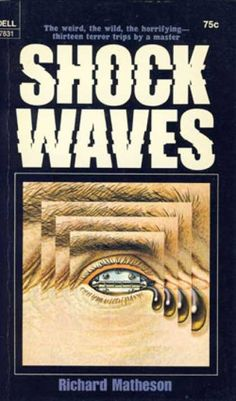 Dell Books - Shock Waves - Richard Matheson