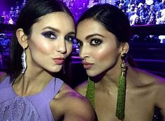 Nina and Deepika / Rebecca and Serena