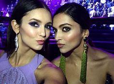 Nina and Deepika / Rebecca and Serena