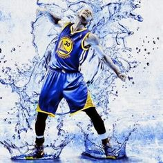 Stephen Curry - 40 points tonight's game!