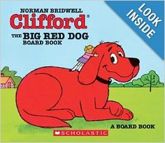 Clifford the Big Red Dog: Norman Bridwell: 9780590341257: