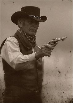 Cowboy Revisited by langleyo, via Flickr