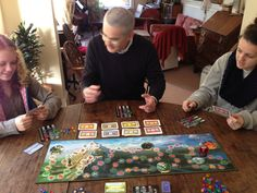 Playing The Hobbit Board Game from Sophisticated Games
