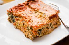 Vegan Gluten Free Lasagne Plated Vegan Foods, Vegan Vegetarian, Vegetarian Recipes, Vegan Chili, Healthy Recipes, Veggie Recipes, Whole Food Recipes, Cooking Recipes, Pasta Recipes