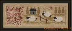 Jardin Prive' ~ Histoires de Moutons 2