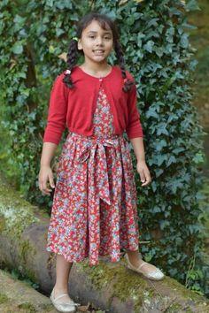 vintage dress Girls style, Kids Fashion, Girls Fashion, The Inspiration Edit