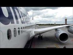 #Boeing #747-8 w Gdańsku / Boeing 747-8 in #Gdansk