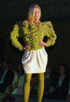 Ručně pletený svetr – MOLO7 Dresses With Sleeves, Long Sleeve, Fashion, Moda, Sleeve Dresses, Long Dress Patterns, Fashion Styles, Gowns With Sleeves, Fashion Illustrations