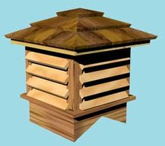 The RunnerDuck Cupola, step by step instructions.