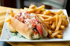 If all that fresh air and strolling activates your appetite, check out Seaport…