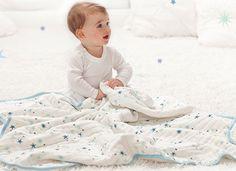 Aden + Anais Organic Dream Blanket Review