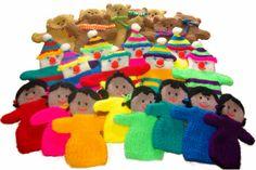 Operation Christmas Child Knitting Patterns