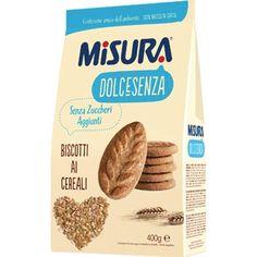misura - biscotti ai cereali