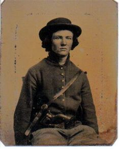 Alexander Campbell, Company A, 1st (Turney's)Tennessee Infantry.