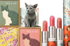 来春ブランドデビュー10周年を迎えるPAULamJOE BEAUTE(ポール&ジョー ボーテ)から、2012年1月6日(金)に限定のフェイス & アイ カラーとリップスティックが発売される。2012年...