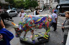 cow-parade-vacaria Cow Parade, Statue, Amazing, Photography, Cows, Photograph, Fotografie, Photoshoot, Sculptures