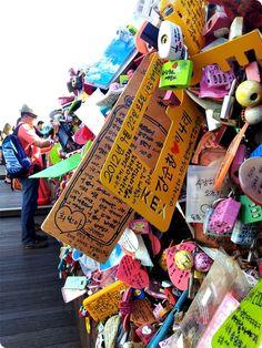 N'Seoul Tower's Locks of Love