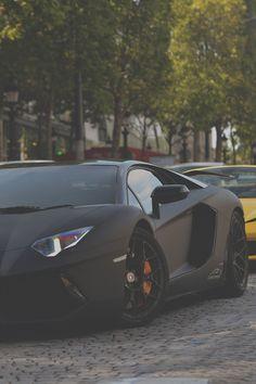 Lamborghini Aventador | Superleggera