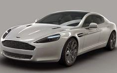 Motor Proyect: Aston Martin Rapide. La clase tiene cinco puertas.