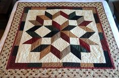carpenter star quilt - Google Search