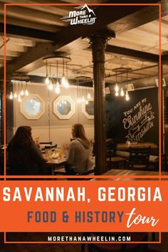 If you have a day in Savannah consider taking a Savannah Georgia food and history tour. Read my observations & recommendations on the tour & food choices. Travel Hack, Rv Travel, Outdoor Travel, Family Travel, Time Travel, Travel Guide, Travel Destinations, Travel Tours, Family Camping
