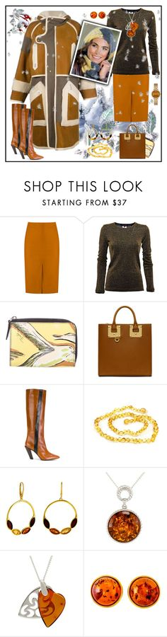 """The snow is coming, my soul is waiting..."" by m-kints ❤ liked on Polyvore featuring Andrea Marques, Junya Watanabe, Emilio Pucci, Sophie Hulme, A.F. Vandevorst, Be-Jewelled, Michael Kors and Winter"