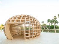 Güiro - Art Basel Miami Beach 2012 -  Stati Uniti - Los Carpinteros