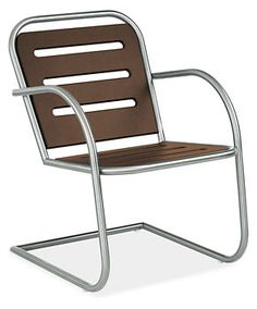 Pliny Chair #lolldesigns #gregbenson #ecofriendly