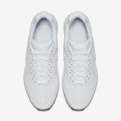 8c6b3ebfcbe87 Chaussure Nike Air Max Bw Pas Cher Femme et Homme Blanc Platine Pur Noir  Blanc