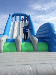 Crazy Inflatable 5k Hongkong