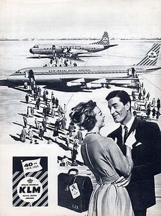 KLM Royal Dutch Airlines, 1959