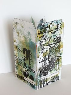 Ed (wige) Scrap Power: Project for AALL & Create!