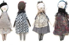 Jess Brown Dolls at Sweet William