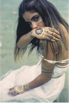 Free Generation flash tattoo. Bohemian accessories. For more followwww.pinterest.com/ninayayand stay positively #pinspired #pinspire @ninayay