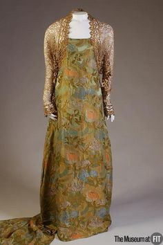 Evening Dress Paul Poiret, 1911 The Museum at FIT