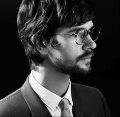 Ben Whishaw for Mr Porter
